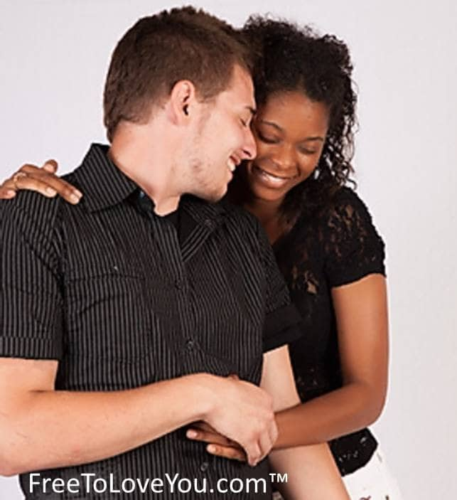 Interracial dating agenda