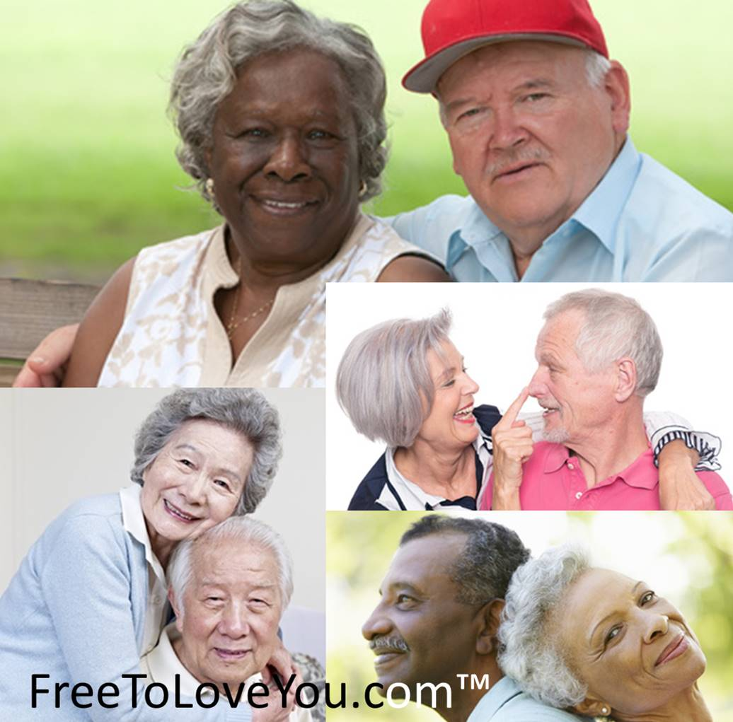 Free senior dating sites no fees
